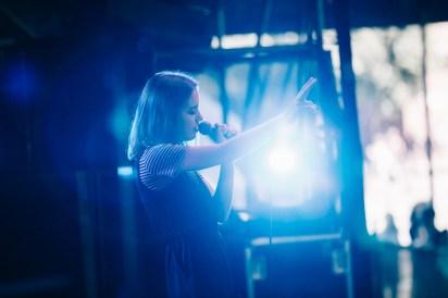 Brisbane Laneway Festival 2015 : Eves The Behaviour RNA Showgrounds Brisbane