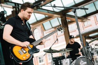 Brisbane Laneway Festival 2015 : Royal Blood RNA Showgrounds Brisbane