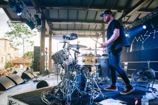 Brisbane Laneway Festival 2015 : Royal Blood RNA Showgrounds Brisbane