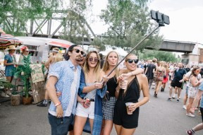 Laneway Festival Melbourne 2015 :