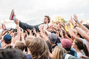 Laneway Festival Adelaide 2015 : Mac DeMarco