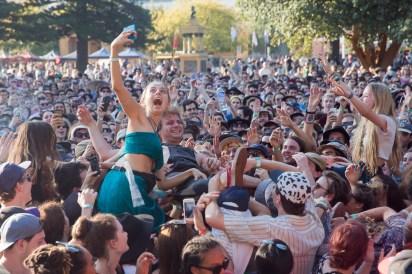 Laneway Festival Fremantle 2015 : Mac DeMarco
