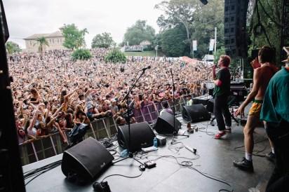 Sydney Laneway Festival : Mac DeMarco Rozelle