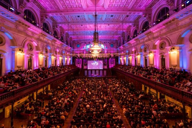 Vivid Ideas 2015 : Matthew Weiner Town Hall Sydney