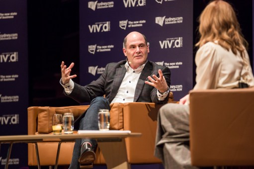 Vivid Ideas 2015 : Matthew Weiner Town Hall Sydney