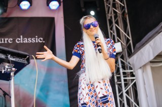 : Banoffee - Laneway Festival Sydney 2016 Sydney College of the Arts Rozelle