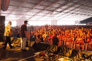 : DMA's - Brisbane Laneway Festival 2016 Brisbane Laneway Festival Brisbane