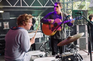 : DMA's - Laneway Festival Sydney 2016 Sydney College of the Arts Rozelle
