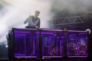 : Flume - Laneway Festival Sydney 2016 Sydney College of the Arts Rozelle