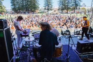 : Methyl Ethel - Fremantle Laneway Festival 2016 Laneway Festival Fremantle Fremantle