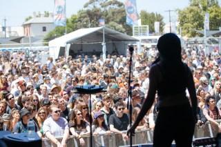 : Shamir - Adelaide Laneway Festival Adelaide Laneway Festival Adelaide