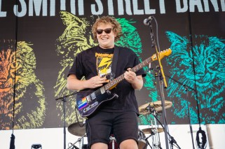 : Smith Street Band - Melbourne Laneway Festival 2016 Footscray Melbourne