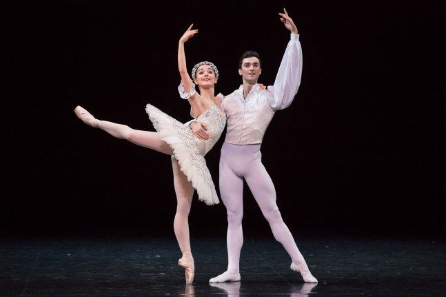 : Grand Pas Classique - Symphony in C - 1pm Dress Rehearsal Sydney Opera House Sydney