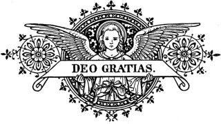 Deo Gratias | Corpus Christi Watershed