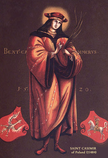 125 Saint Casimir of Poland
