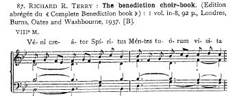 1946 Potier Chant Grégorien