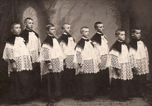 201 Altar Boys