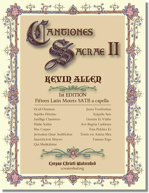 257 Cantiones Sacrae II