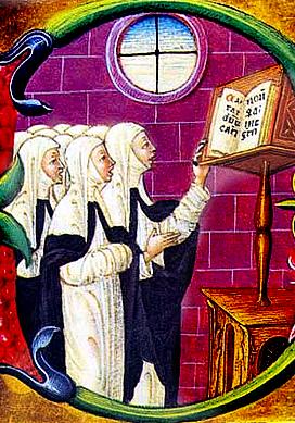 283 Nuns Singing