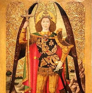 Jaume Huguet's St Michael
