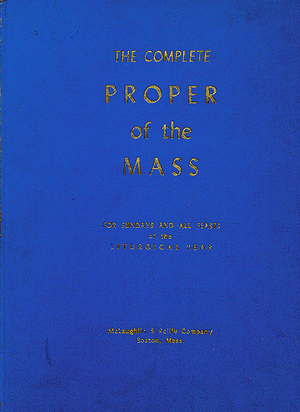 332 Proper of the Mass