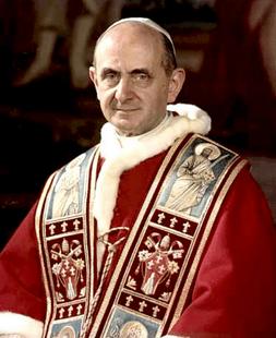 354 Pope Paul VI