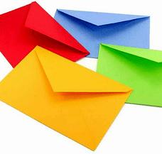 356 envelopes