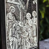 383 John McCarthy Wood Carving