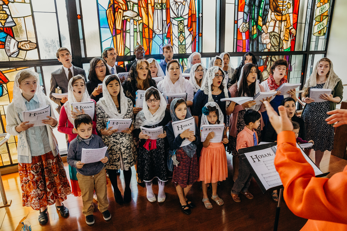 3910 FSSP.la Choir Members