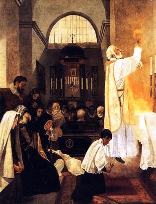 418 Traditional Latin Mass