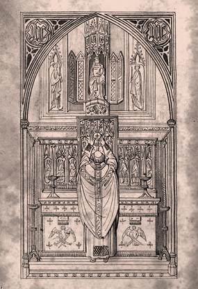 4409 Medieval Mass