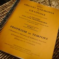 "Volume 1 — ""A"" • Nova Organi Harmonia"