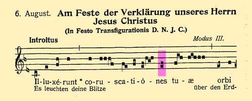 4797 editio vaticana WEINMANN 1909
