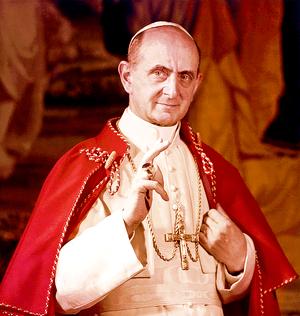 531 Pope Paul VI