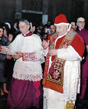 720 John XXIII Hat