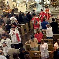 721 Solemn Mass Los Angeles With Fr. John Berg