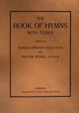 726 Samuel Gregory Ould Hymnal