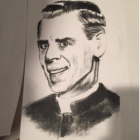 84906 Young Fulton J Sheen SKETCH
