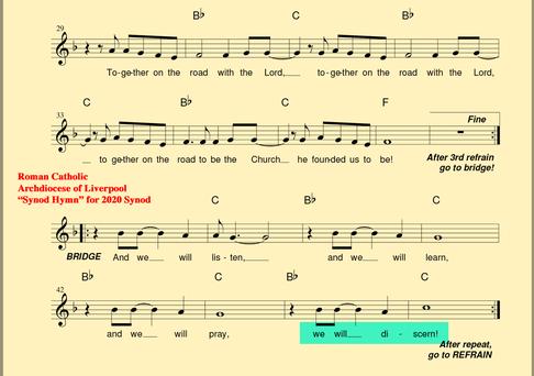 85408 synod hymn