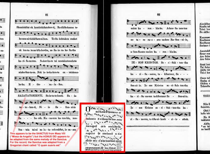 85754-Iroquoian-Gregorian-Chant-1865-SANCTUS-AGNUS