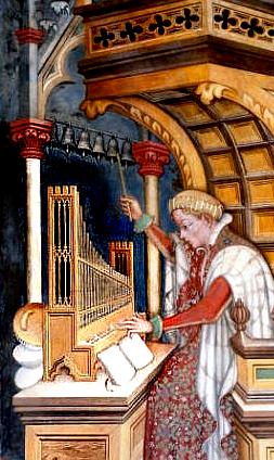 85977 organist