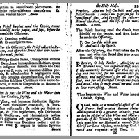 90607 p298 • Latin English Mass (1687) ORDO MISSAE