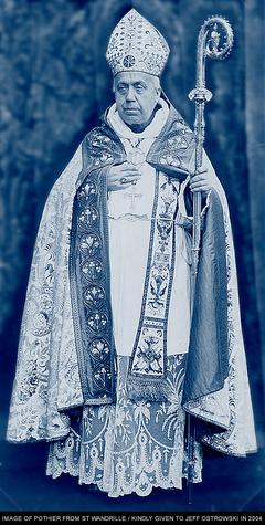 90653 - DOM POTHIER - Abbot Joseph Pothier - IMAGE Josef Pothier Solesmes