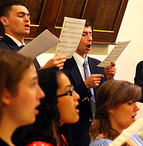 90816 Christendom College Choral Scholarships 2018