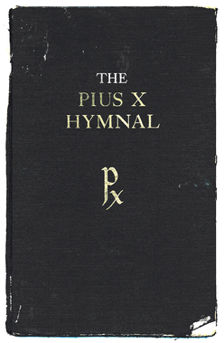 945 Pius X Hymn Book