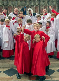 CTL Learning from the Children Choristers