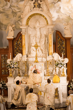 CTL Pontifical Solemn High Mass