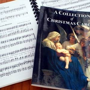 A collection of Christmas carols by B B