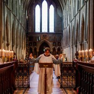 LMT St. Patrick's Cathedral Choir, Dublin