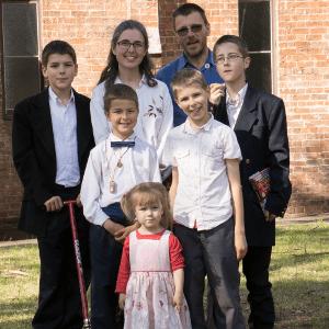 Brandt Family 2015
